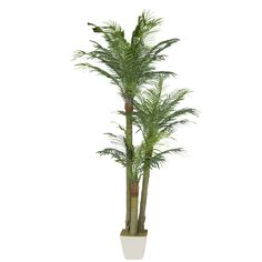 Artificial Areca Palm Trees With 45 Leaves Small Palm Trees, Small Palms, Leaves, Plants, Plant, Planets
