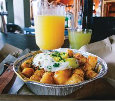 Where to get your unlimited boozy brunch fix