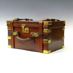 Canvas & Leather Cartridge case - Google Search