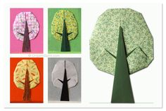 17 best origami tree images on pinterest diy origami
