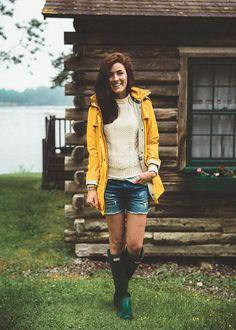 Sarah Vickers wearing the Original Tour boot
