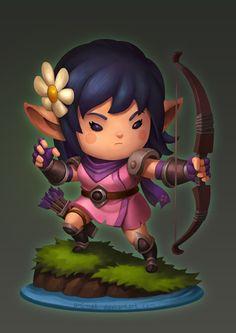 Ranger by animot on DeviantArt