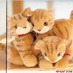 Сшить кошку просто (выкройки и схемы) - Страница 8 - Подарки, сувениры, игрушки из тканей научимся делать красиво сами - Форум-Град