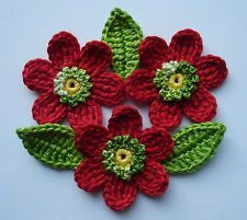 185 Besten Häkelblumen Blumen Früchte Bilder Auf Pinterest