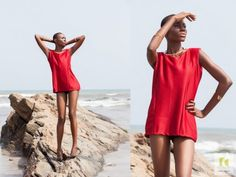Ghana's Lumier Couture Presents It's Spring / Summer 2015 Look Book | FashionGHANA.com: 100% African Fashion
