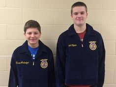 Brookville-MVCTC FFA Members Receive Free FFA Jackets | Miami Valley Career Technology Center