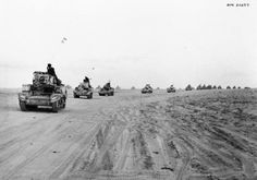 3rd November 1942: El Alamein – the tide turns against  Rommel