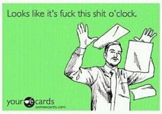 This is how I feel most days...