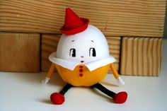 Humpty Dumpty Doll | Flickr - Photo Sharing!