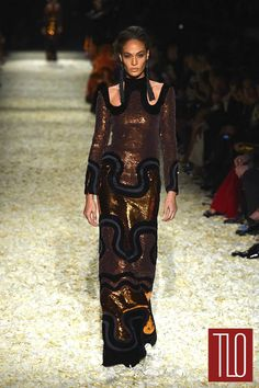 Tom Ford Fall 2015 Collection | Tom & Lorenzo Fabulous & Opinionated