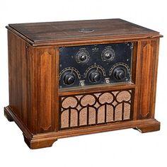 De Forest Radiophone Type F5 Radio, 1927 : Lot 341