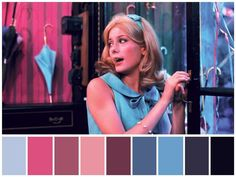 Цвет кино: 30 вдохновляющих палитр по мотивам любимых фильмов - Ярмарка Мастеров - ручная работа, handmade