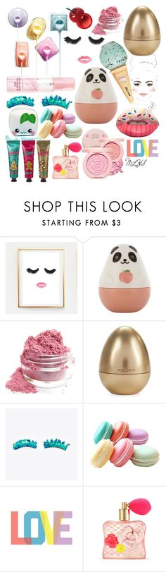 """Overdose"" by monicalisetehs ❤ liked on Polyvore featuring beauty, Etude House, Tony Moly, TONYMOLY, Native State, Victoria's Secret and Charlotte Russe"