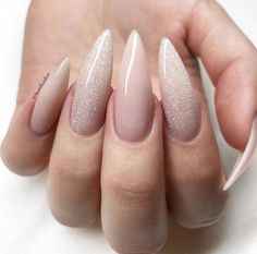 Wow love these schlicht acrylic nails #schlichtacrylicnails