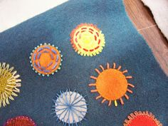 Cottage Garden Quilter: Wool Applique and Embellishment Class with Sue Spargo