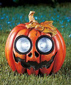 halloween solar garden lights