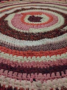 Love pink Totora Crochet