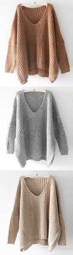 Whether warming up for the stage or cozying up to the fire, these oversized sweaters are everything.