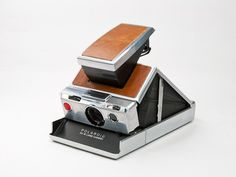 The Polaroid SX-70 arrives at HolgaDirect! One of the most awesome-est, coolest cameras ever!