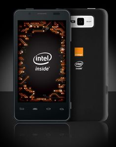 Orange San Diego #intel #android