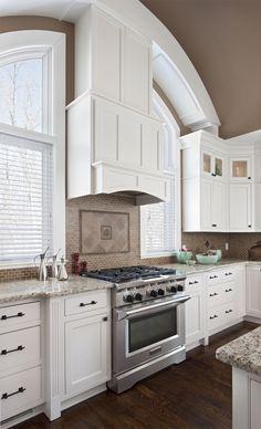 Kitchen | Lafata Cabinets for back splash