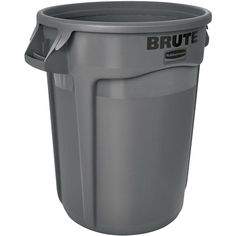 online shopping for Rubbermaid Commercial Products BRUTE Heavy-Duty Trash/Garbage Can, (Pack from top store. See new offer for Rubbermaid Commercial Products BRUTE Heavy-Duty Trash/Garbage Can, (Pack Outdoor Trash Cans, Garbage Collection, Trash Containers, Can Lids, Waste Container, Improve Productivity, Garbage Can, Recycling Bins