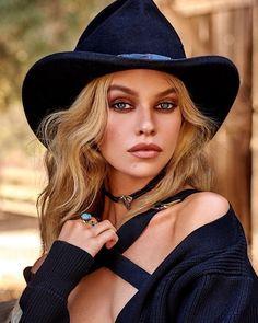 """0dc0f30e3e9 sosuperficial  """"Stella Maxwell by Yu Tsai for Vogue Thailand"""