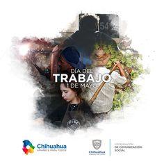 El día de hoy conmemoramos la defensa y lucha de los trabajadores por sus derechos. #ComSocChih #GobiernodeChihuahua