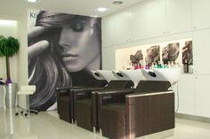 Salão cabeleireiro, Lourosa, Portugal. Projecto elaborado pela nossa equipa de criativos.  Contactos:  Telm. 916242918 filipefrancisco@expocabeleireiros.com