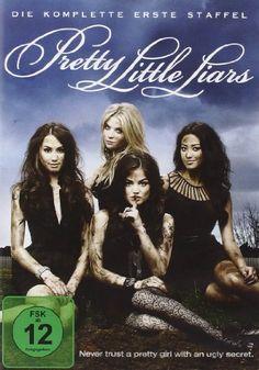 Pretty Little Liars - Die komplette erste Staffel 5 DVDs: Amazon.de: Lucy Hale, Shay Mitchell, Troian Bellisario, Ashley Benson, Holly Marie...