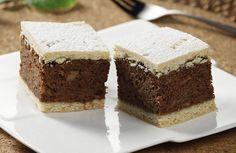 Pita s okusima Dalmacije — Coolinarika Baking Recipes, Cake Recipes, Dessert Recipes, Cake Bars, Dessert Bars, Hungarian Desserts, Kolaci I Torte, Homemade Sweets, Croatian Recipes