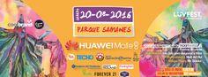 LUVRUN5K & LUVFEST by HUAWEI 2016 - Guayaquil, Ecuador, 20 de Agosto 2016 ~ Kagi Nippon He ~ Anime Nippon-Jin