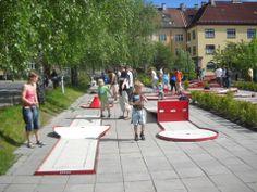 Europa Standard - Torshov park - Oslo.