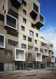 Stunning New Residential Building in Bordeaux