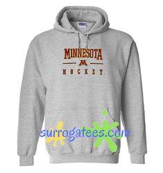 Minnesota Hockey Hoodie