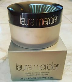 Laura Mercier Translucent Loose Setting Powder for $38. | 21 Makeup Products For Oily Skin That Will Help You Stay Matte