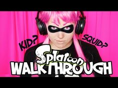 Splatoon Inkling - Makeup Walkthrough - YouTube