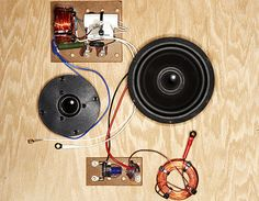How to Build Your Own Speakers the Right Way - electronics tip or tricks How to Build Your Own Speakers: Step-by-Step DIY Tech – Popular Mechanics - Electronics Projects, Electrical Projects, Arduino Projects, Diy Electronics, Diy Speakers, Built In Speakers, Music Speakers, Audiophile, Diy Tech