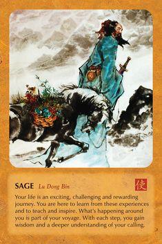 Oracle Cards, Tao, Awakening, Spirituality, Wisdom, Heaven, Games, Inspiration, Travel