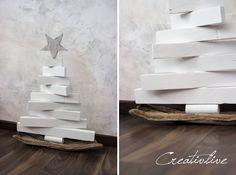 creativLIVE: DIY Holz-Tannenbaum