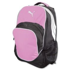 Mochila Puma Teamsport Formation Ball Backpack Pink #Mochila #Puma