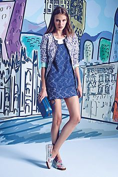 woman - COLLECTIONS - SPRING/SUMMER 2015 - Patrizia Pepe - Official Website