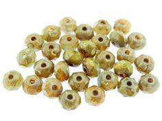 Czech Glass Beads 5mm - CZ875