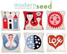 Modernseed + Alexander Girard | decor8