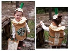 starbucks fancy dress