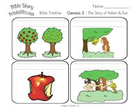 Additional Bible Timeline printables