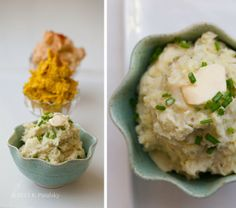 Vegan Mashed Potatoes: Buttery Chive, Turmeric, Cheezy or Smoky.