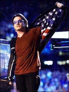 <3 bono...Sarah Higgins made a great Bono back in college :)