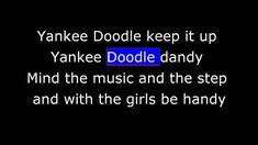 Songs - Yankee Doodle Dandy - American Traditional Songs
