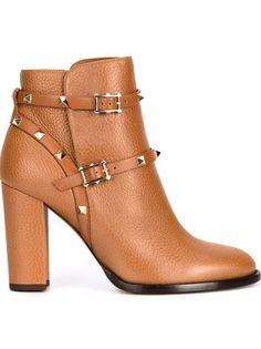 Valentino Garavani 'Rockstud' booties